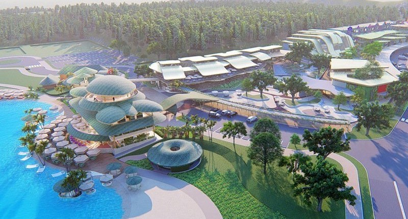 Michael Ayling takes the reins at B1.3bn Blue Tree waterpark