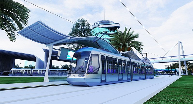 Phuket light-rail up open to public by 2023, assures official