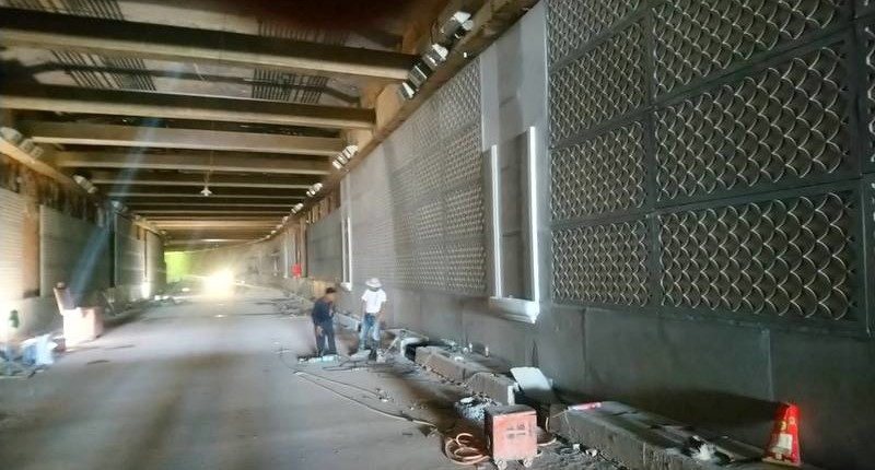 Chalong Underpass makes breakthrough