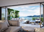 Luxury Sea View 3 BR Apartment In Patong ID.18PA335 15