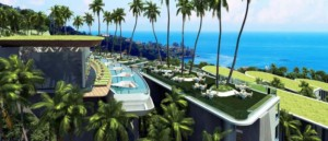 Luxury Sea View Condominium Within Amusement Park In Kamala ID.18KA113 1
