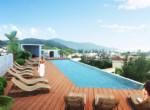 Roof-pool-view