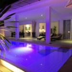 New Construction Pool Villa 7
