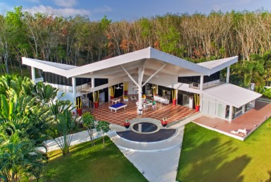 Luxurious Modern Tropical Villas Resort for Sale ID.19PK5102 6