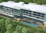 Sea View Condominium in Rawai 15