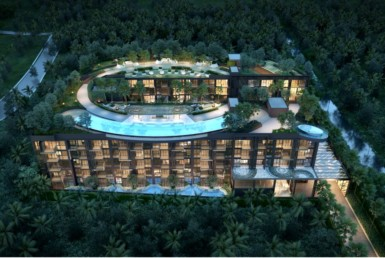 New Project Near Cafe Del Mar ID.19KA107 6