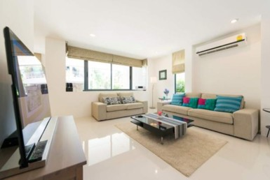 Three Bedroom Townhome In Bangtao ID.18BT3005 1