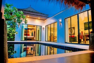 Luxurious Pool Villa for Sale ID.18LA1169 10