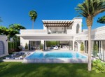 Modern Moroccan Luxury Private Pool Villas ID.19TH3103 16