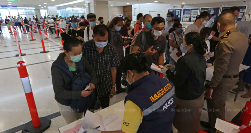 Immigration looks to cut crowding