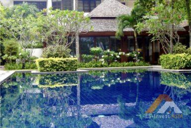 3 Bedroom Beach Front Villa in Bang Tao 2