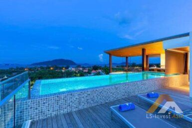 6 Bedroom Villa looking over Chalong Bay ID. 20RW6101 11
