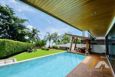 3 Bedroom Beachfront Pool Villa ID. 20RW3102 6