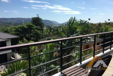 1 Bedroom Duplex with great view over Kathu mountains  ID.21KU101 7